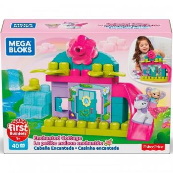Конструктор Mega Bloks Волшебный коттедж GKX80