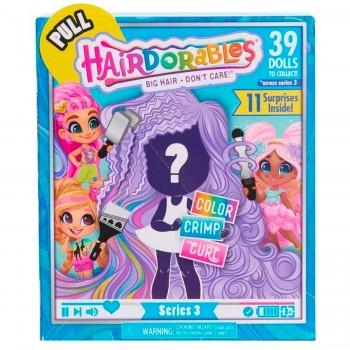 Кукла Hairdorables 3 серия