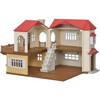 Большой дом со светом Sylvanian Families 5302