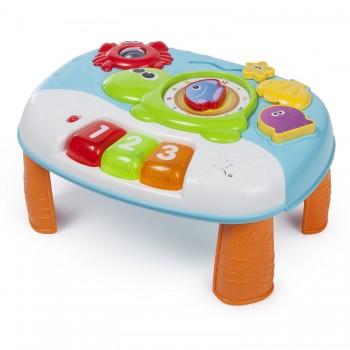 Развивающий игровой центр Baby Go 2 в 1 (свет, звук)