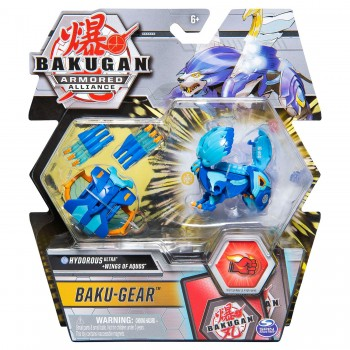 Шар-трансформер Bakugan Armored Alliance Hydorous 20122501