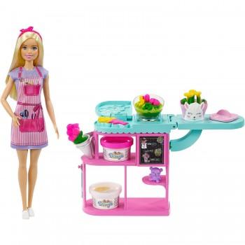 Набор Barbie Цветочный магазин GTN58