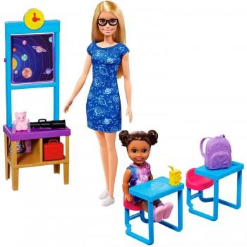 Набор Barbie Учитель астрономии GTW34