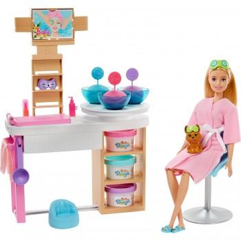 Набор Barbie Спа салон GJR84