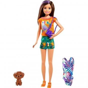 Набор Barbie День Рождения Челси Скиппер с питомцем GRT89