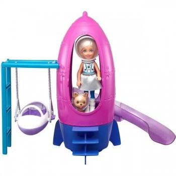 Набор Barbie Челси Игровая площадка Космос GTW32