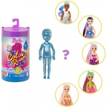 Кукла Barbie Color Reveal Челси 1 волна GTT23