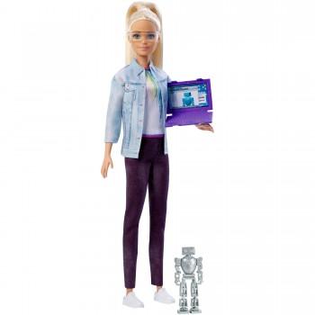 Кукла Barbie Робототехник FRM09