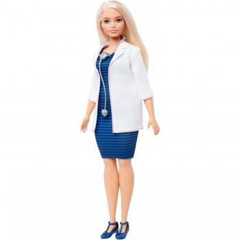Кукла Barbie Профессии Врач FXP00