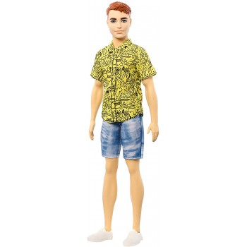 Кукла Barbie Кен Игра с модой GHW67