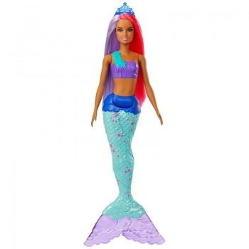 Кукла Barbie Русалочка Dreamtopia GJK09
