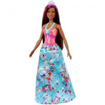 Кукла Barbie Принцесса Dreamtopia темнокожая GJK15