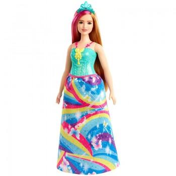 Кукла Barbie Принцесса Dreamtopia пышная GJK16