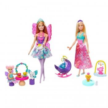 Набор Barbie Заботливая принцесса GJK49 (в ассортименте)