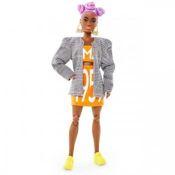 Кукла Barbie BMR1959 Афроамериканка с розовыми волосами GPF14