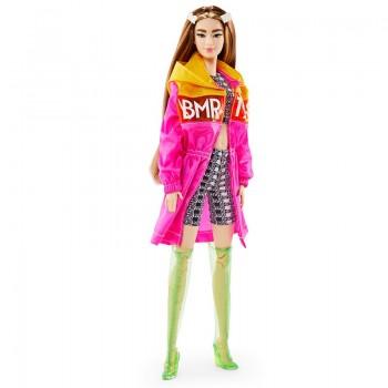 Кукла Barbie BMR1959 в розовом плаще GNC47