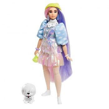 Кукла Барби Экстра Азиатка в шапочке GVR05