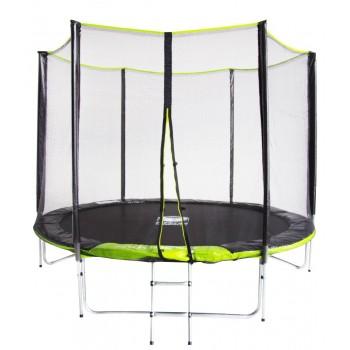 Батут Fitness Trampoline Green 10 FT Extreme
