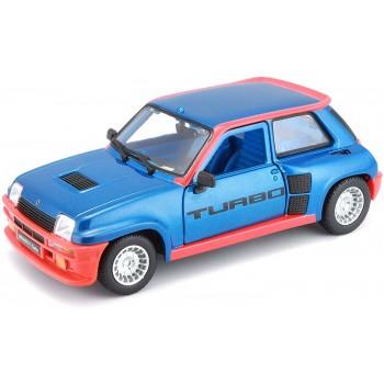 Коллекционная машинка Renault 5 Turbo Bburago 1:24