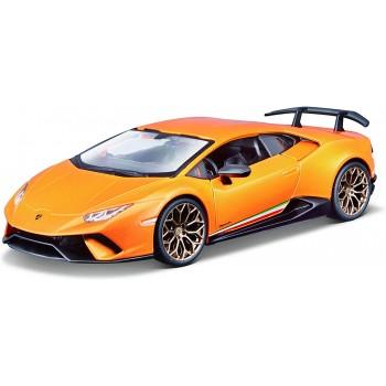 Коллекционная машинка Lamborghini Huracan Bburago 1:24