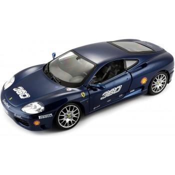Модель автомобиля Феррари 360 Challenge Bburago 1:24