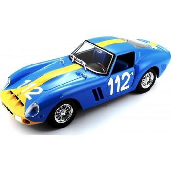 Коллекционная машинка Феррари 250 GTO Bburago 1:24