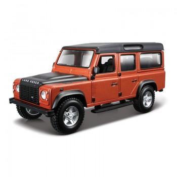 Сборная модель автомобиля Land Rover Defender 1:32 Bburago 18-45127