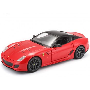 Модель автомобиля Ferrari 599 GTO 1:24 Bburago 18-26019