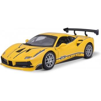 Модель автомобиля Ferrari 488 Challenge 1:24 Bburago 18-26307