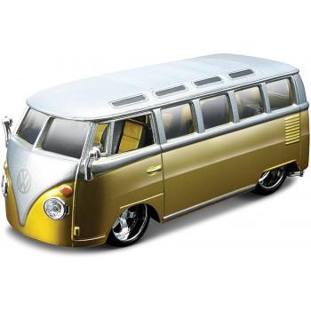 Коллекционная модель Volkswagen Van Samba GT 1:32 Bburago 18-42004