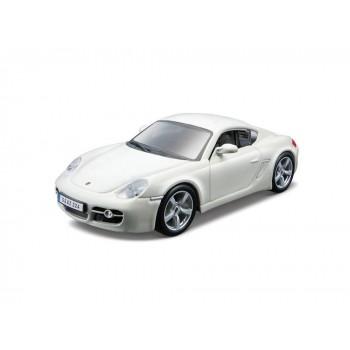 Сборная модель автомобиля Porsche Cayman S 1:32 Bburago 18-45113