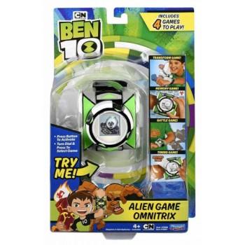Часы Омнитрикс Ben 10 Игры Пришельцев 76991