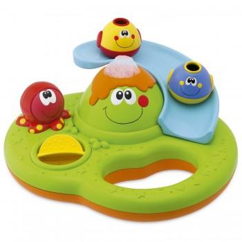 Игрушка для ванны Chicco Остров пузырьков Гавайи