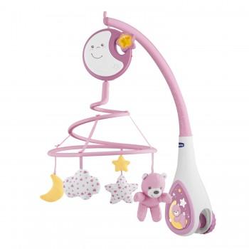 Мобиль Chicco Next2Dreams розовый