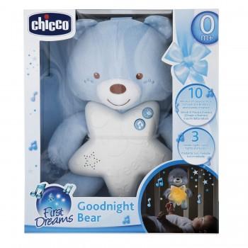 Подвеска-ночник Chicco Медвежонок Голубой