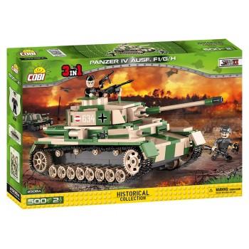 Конструктор Cobi Немецкий средний танк Panzer 4