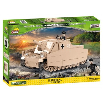 Конструктор Cobi САУ Sturmpanzer IV