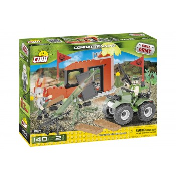 Конструктор Cobi Small Army 2164 Тренировочная база