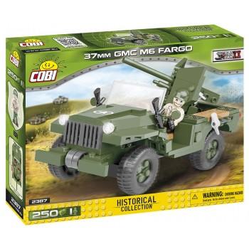 Конструктор Cobi САУ 37мм GMC M6 Fargo