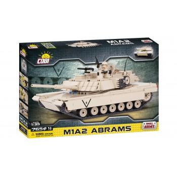 Конструктор Cobi 2608 Танк Абрамс M1A2