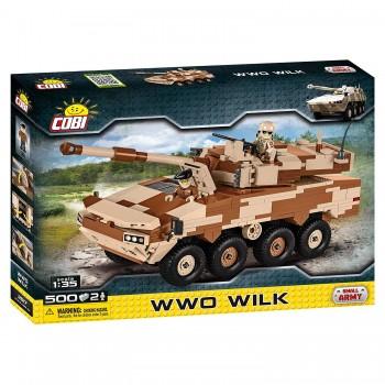 Конструктор Cobi Small Army 2617 БМП WWO WILK