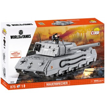 Конструктор Cobi World of Tanks Танк Mauerbrecher