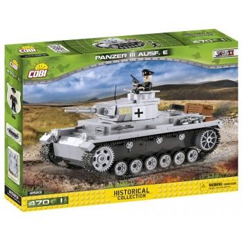 Конструктор Cobi Немецкий средний танк Panzer III