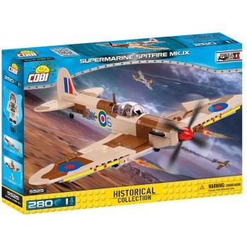 Конструктор Cobi Самолет Supermarine Spitfire Mk. IX