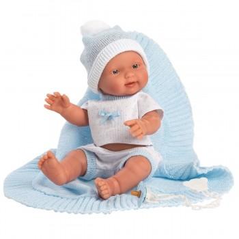 Пупс Llorens Младенец мальчик 26305