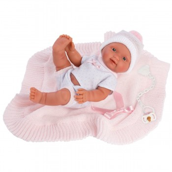 Пупс Llorens Младенец девочка 26306