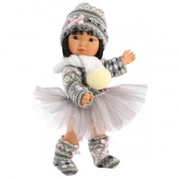 Кукла Llorens Азиатка Лу 28034