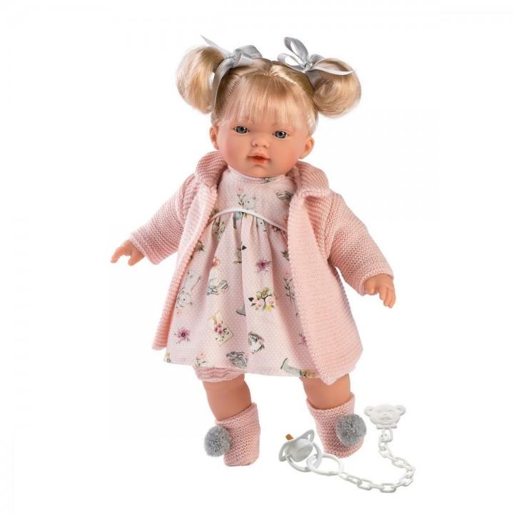 Кукла Llorens Ариана, 33 см (озвучена)