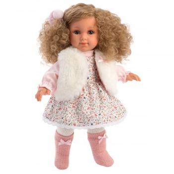 Кукла Llorens Елена с кудрями, 35 см