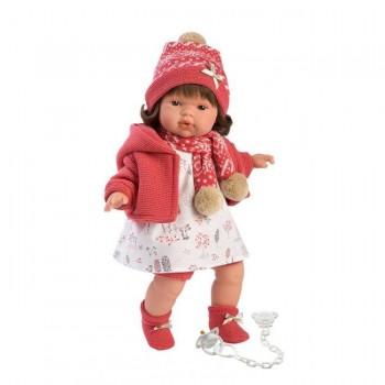 Плачущая кукла Llorens Лола, 38 см